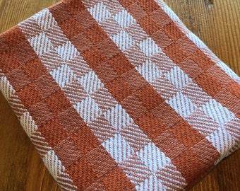 Handwoven Cotton Kitchen Towel