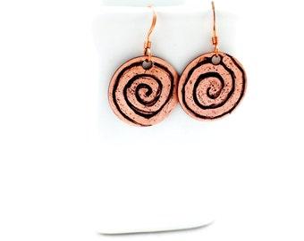 Mini Stompdance Earrings Tsalagi Cherokee Made