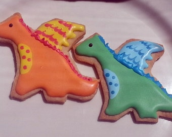 Dragon Cookie