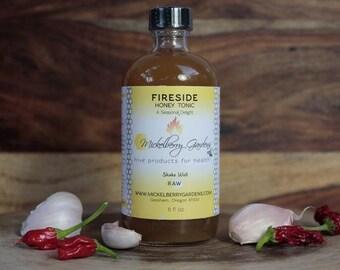 8 oz. Fireside Honey Tonic