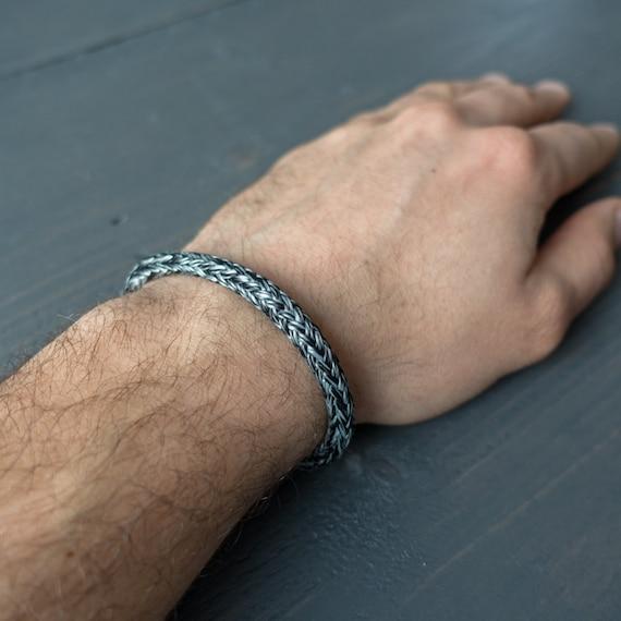 Armband heren touw