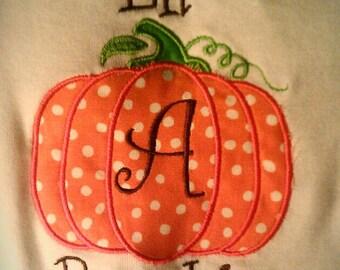 little pumpkin shirt, lil pumpkin onesie, customize your pumpkin, halloween, trick or treat