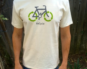 ReCycle Organic Cotton T-Shirt