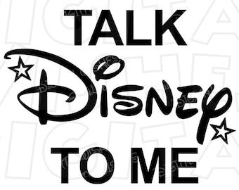 Disney character font text alphabet A-Z letters Digital clip
