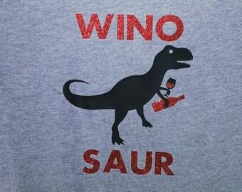 Wino Saur T-Rex Tank/Tee