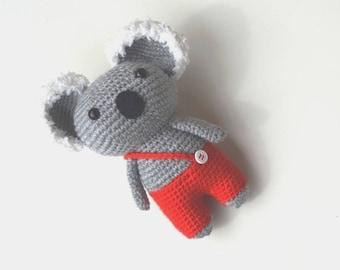 Free Amigurumi Koala Pattern : Best lobo amigurumi images amigurumi amigurumi