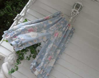 Plus Size, Womens Bloomers,   3X 4X 5X 6X  Free Size, Fairytale Pretty, Lagen, Mori Girl,Shabby Cottage,  Romatic