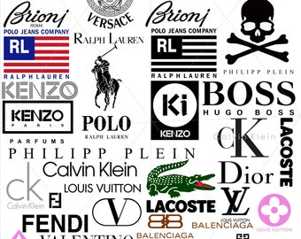 Fashion Brand logo,vector cut file, svg png jpg eps svg.