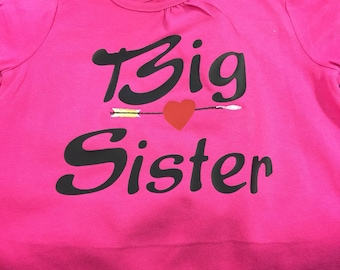 Size two pink tee