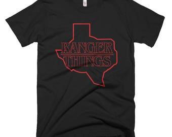 Texas Ranger Things