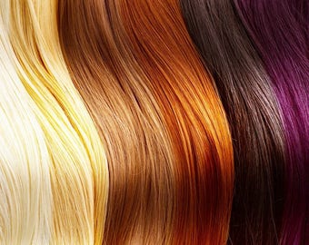 Henna Organic hair dye and hair color