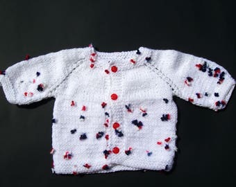 beautiful baby blouse for 1 to 8 months,