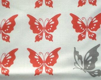MoMo Wonderland Metamorphosis Tomato moda fabrics FQ or more