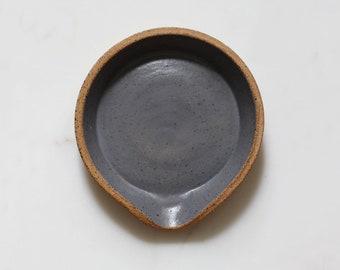 Arroyo Spoon Rest - Matte Grey