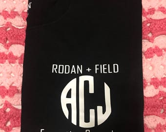 Rodan & Feilds Consultant and Monogram Tshirt **see description**
