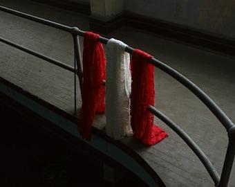 Silks On Rail