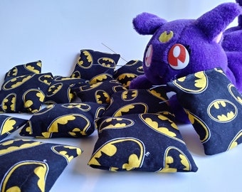 3 Batman Catnip Toys
