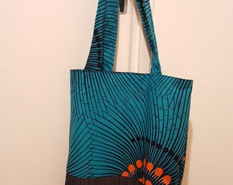 The original wax tote