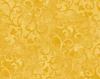 Yellow Quilt Fabric by the yard quilts cotton sewing Summer Fabrics rustic decor 89025 550