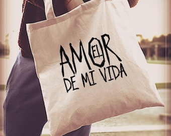 "Spanish Bag ""El amor de mi vida"""