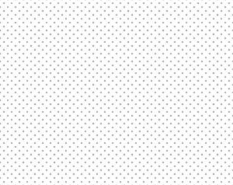 Swiss Dots - C660-40 Gray