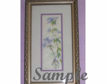 Lavender Ageratum