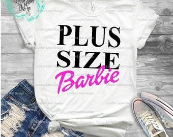 Plus size barbie, plus size, barbie girl, just my size