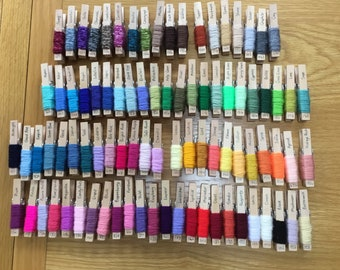 88 Stylecraft Special DK yarn pegs. Handmade to order. Includes all the current shades.