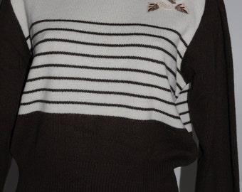 Vintage sweater SOLPHIN Paris