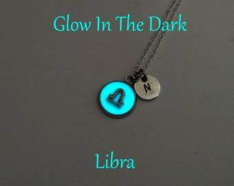 LIBRA Zodiac Necklace, Libra Sign, Astrology Necklace, Star Sign Necklace, Zodiac Jewelry, September October Birthday, Gifts For Her