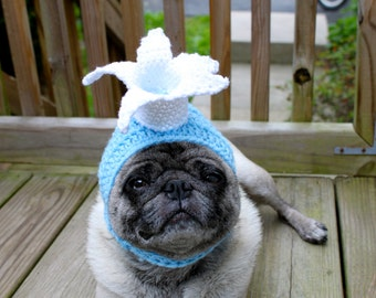 Someday My Prince Will Come - Crown/ Dog Hat/ Made To Order