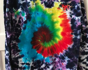 Space Tie Dye
