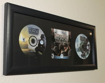 Medal of Honor - Allied Assault - 2CD and cover frame
