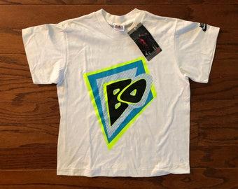 Vintage 90's Bo Jackson Nike kids T-shirt