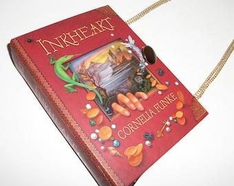 Inkheart Book Purse Shoulder handbag Cornellia Funke