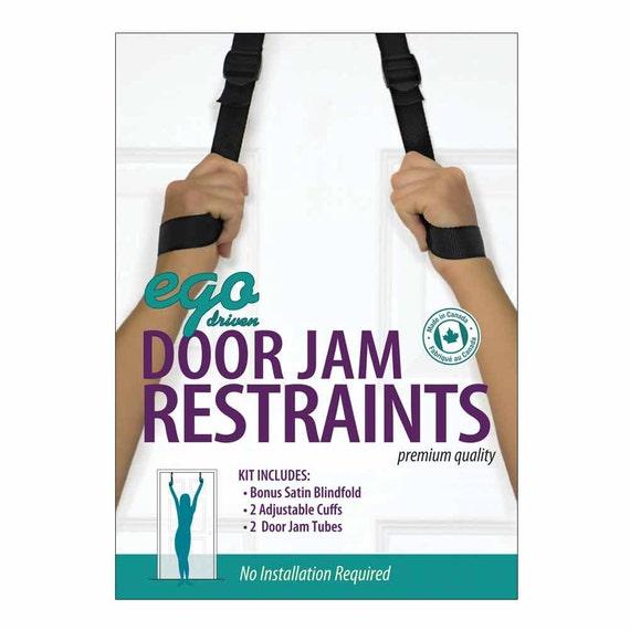 sc 1 st  Etsy & Over The Door Restraints BDSM Door Jams Bondage System