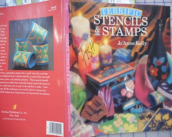 Terrific Stencils & Stamps-   clearance