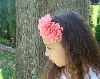 Flower Fancy Headband for any age