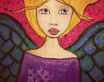Peace and Joy angel