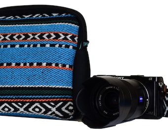 iMo Small Camera Pouch suits for DSLR / SLR, nikon, Canon, Sony camera bag, neoprene pouch