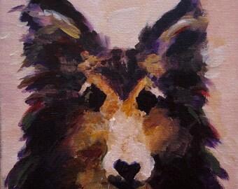 """Print: """"Sheltie"""" Shetland Shepdog"""