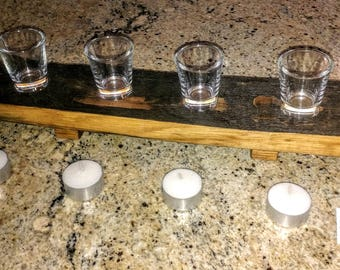 Bar Flight/ Tea Light Candle Holder