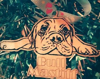 Hanging decorations ( Mastiff )