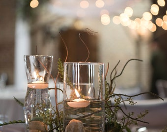 Woodland Table Centerpieces