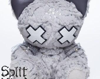 Silver-Grey Kitten
