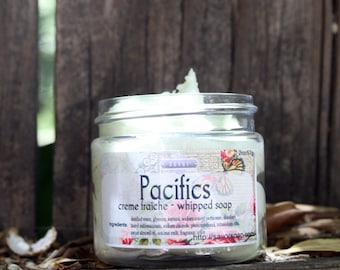 Tropical Soap Pacifics 2 oz Mini Creme Fraiche Trial Sample Size