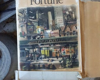 Fortune magazine February 1947