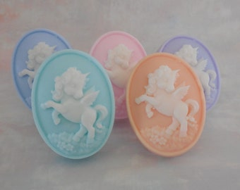 Unicorn Soap - Pony Soap - Soap for Girls - Unicorn Birthday Party - Unicorn Party Favors - Novelty Soap - Stocking Stuffers - Kids Soap