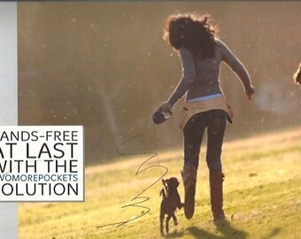 TwoMorePockets - a DOG LOVERS next best friend, for carrying all yours and furry friends gear!