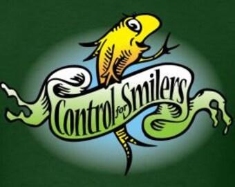 Phish Control For Smilers (Fish) Lot Shirt | Men's